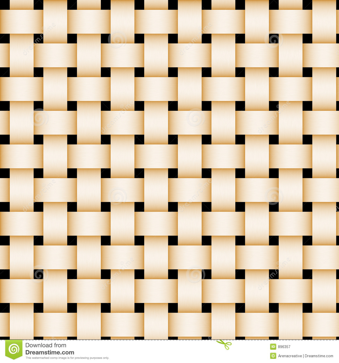 Free Basket Weaving Patterns Pictures : Picnic basket weave stock image of texture yellow