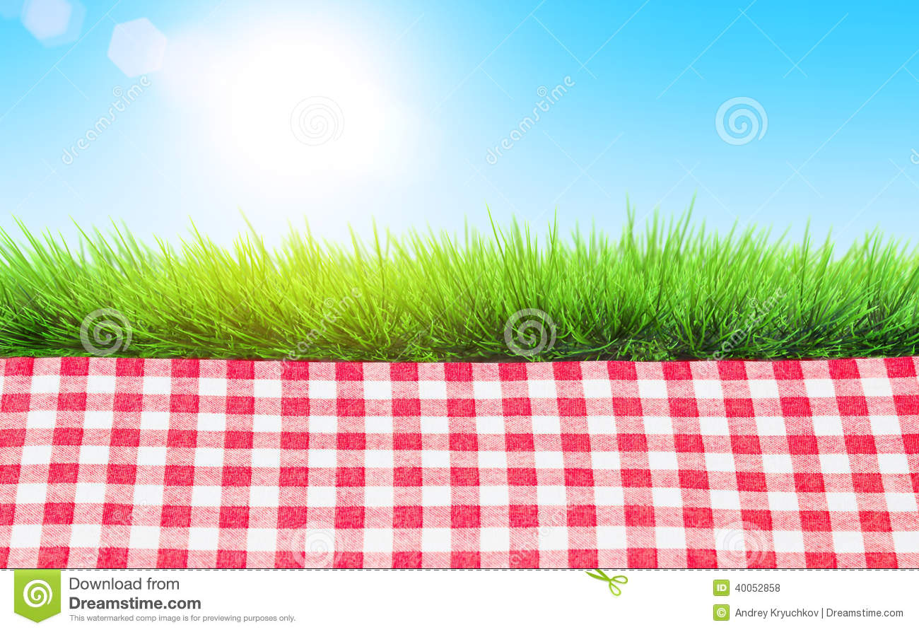 Picnic Outdoors Stock Photo - Image: 40052858