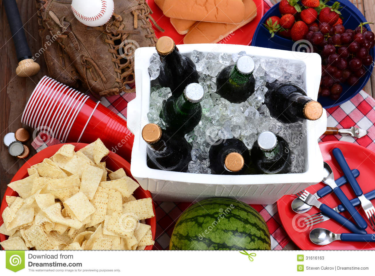 Picnic Still Life Stock Photos - Image: 31616163