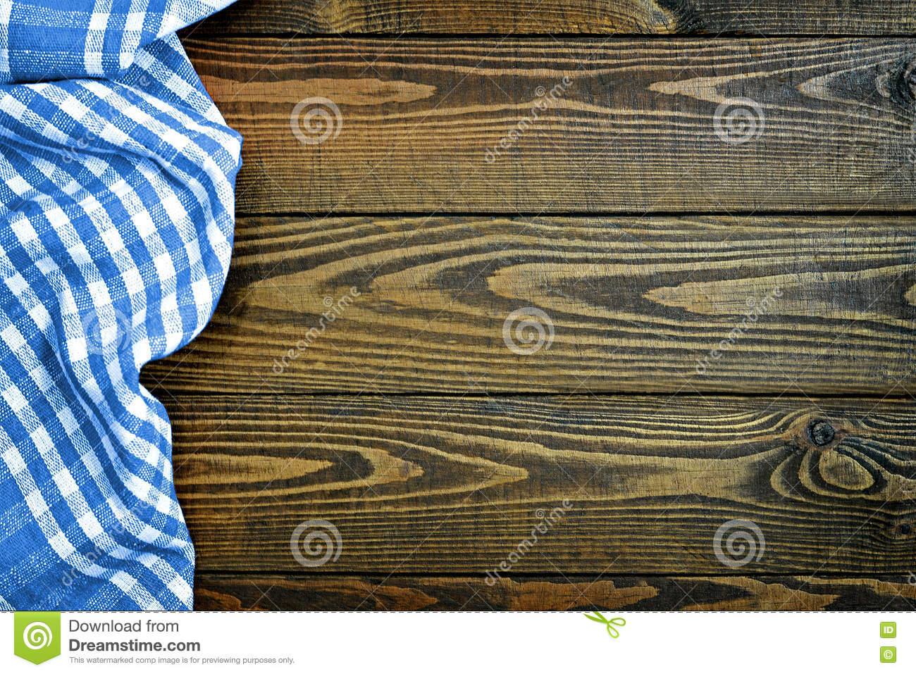 Picnic Table Background picnic table cloth on wooden background stock photo - image: 81738517