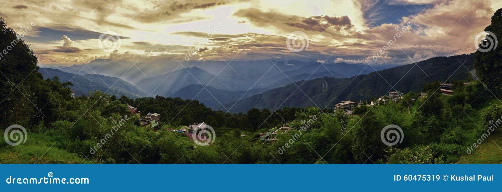 Pico de Shillong