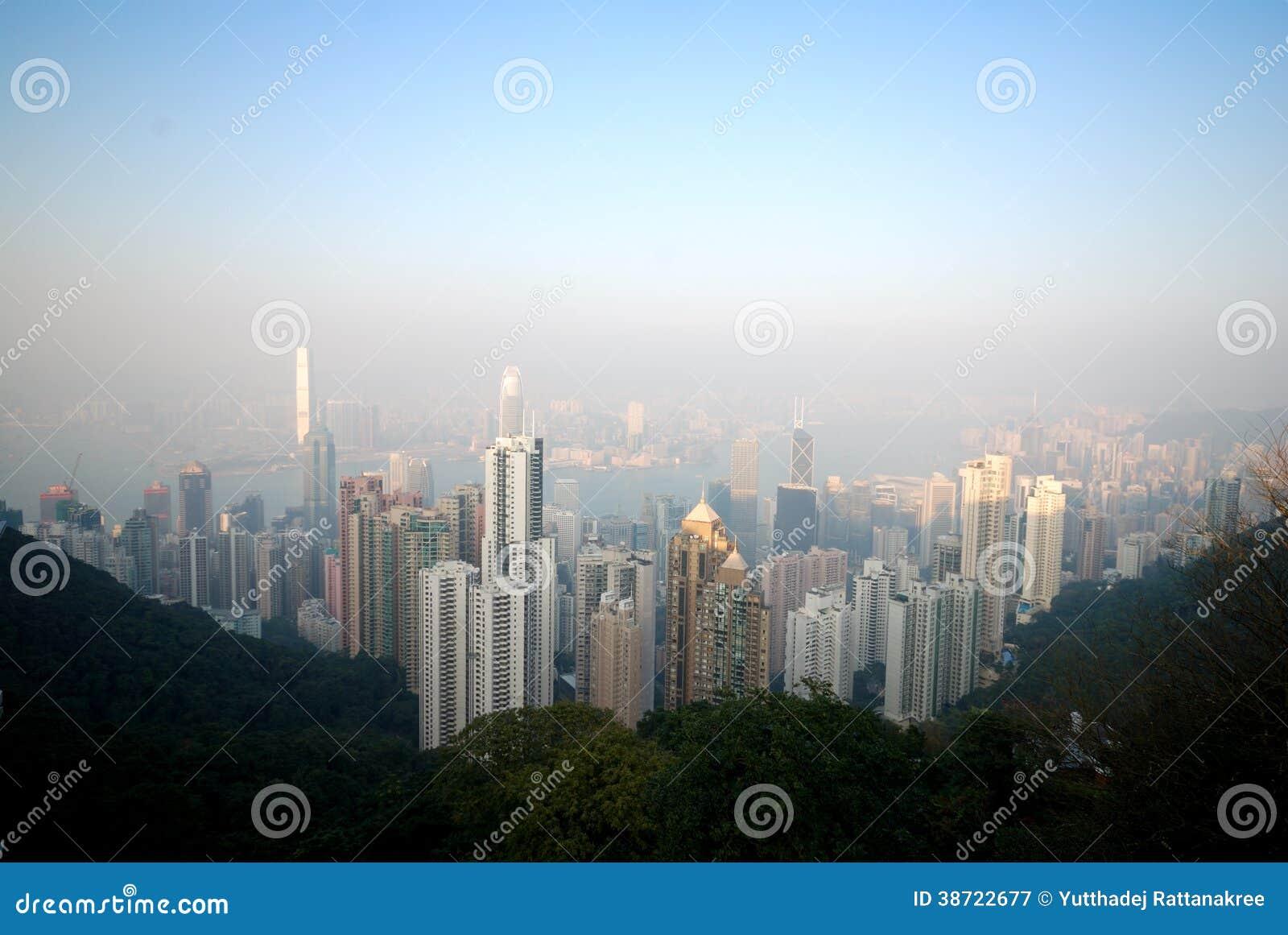 Pico Hong-Kong de Victoria