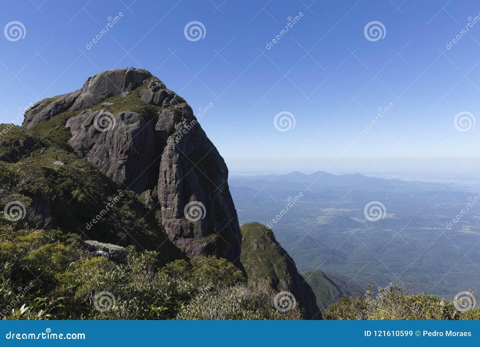 Pico Parana-berg dichtbij Curitiba - Serra do Ibitiraquire