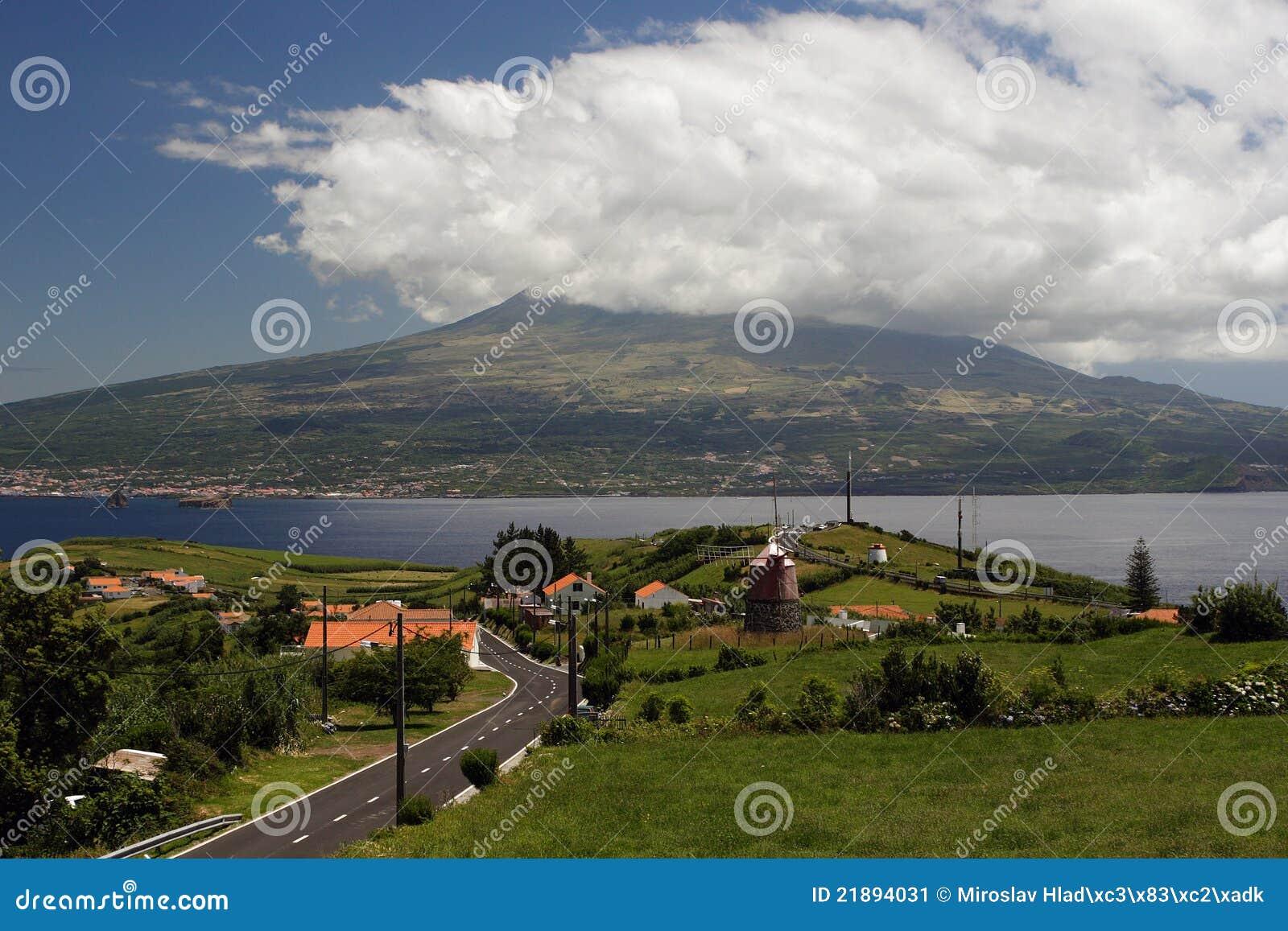 Pico sur les Açores