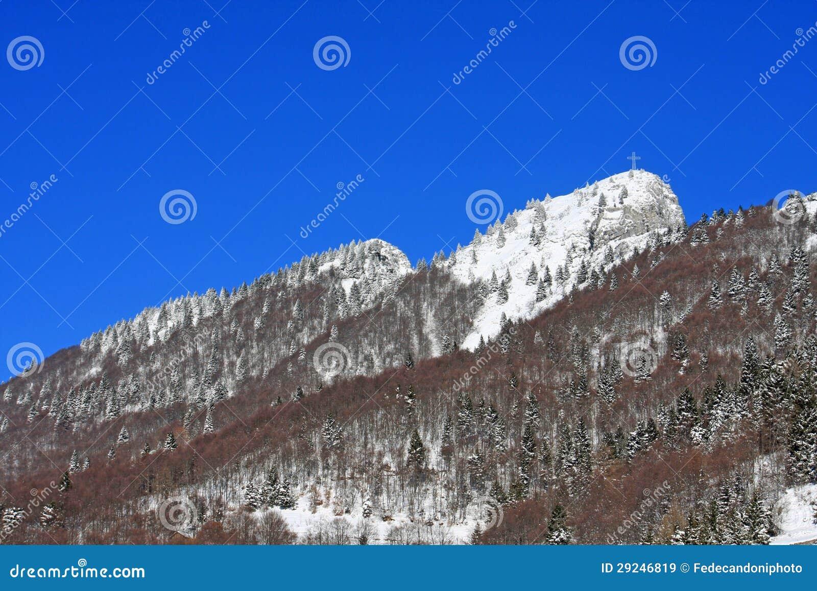 Download Picos Das Dolomites E Dos Cumes Imagem de Stock - Imagem de purity, dolomites: 29246819