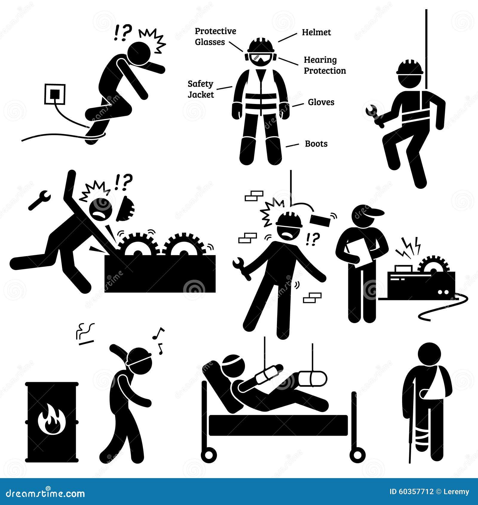 Picture Hanging Techniques Pictogramme Clipart De Risque D Accident De Professionnel