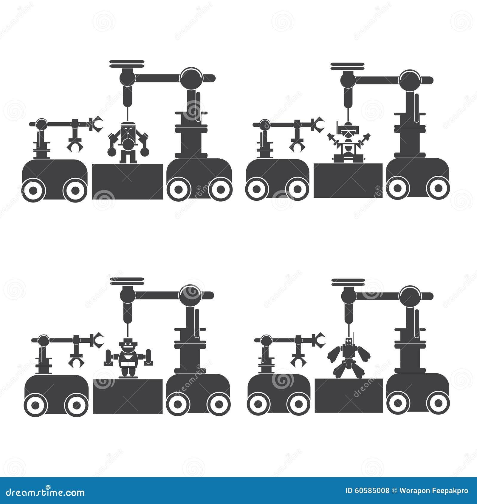 Pictogramrobot