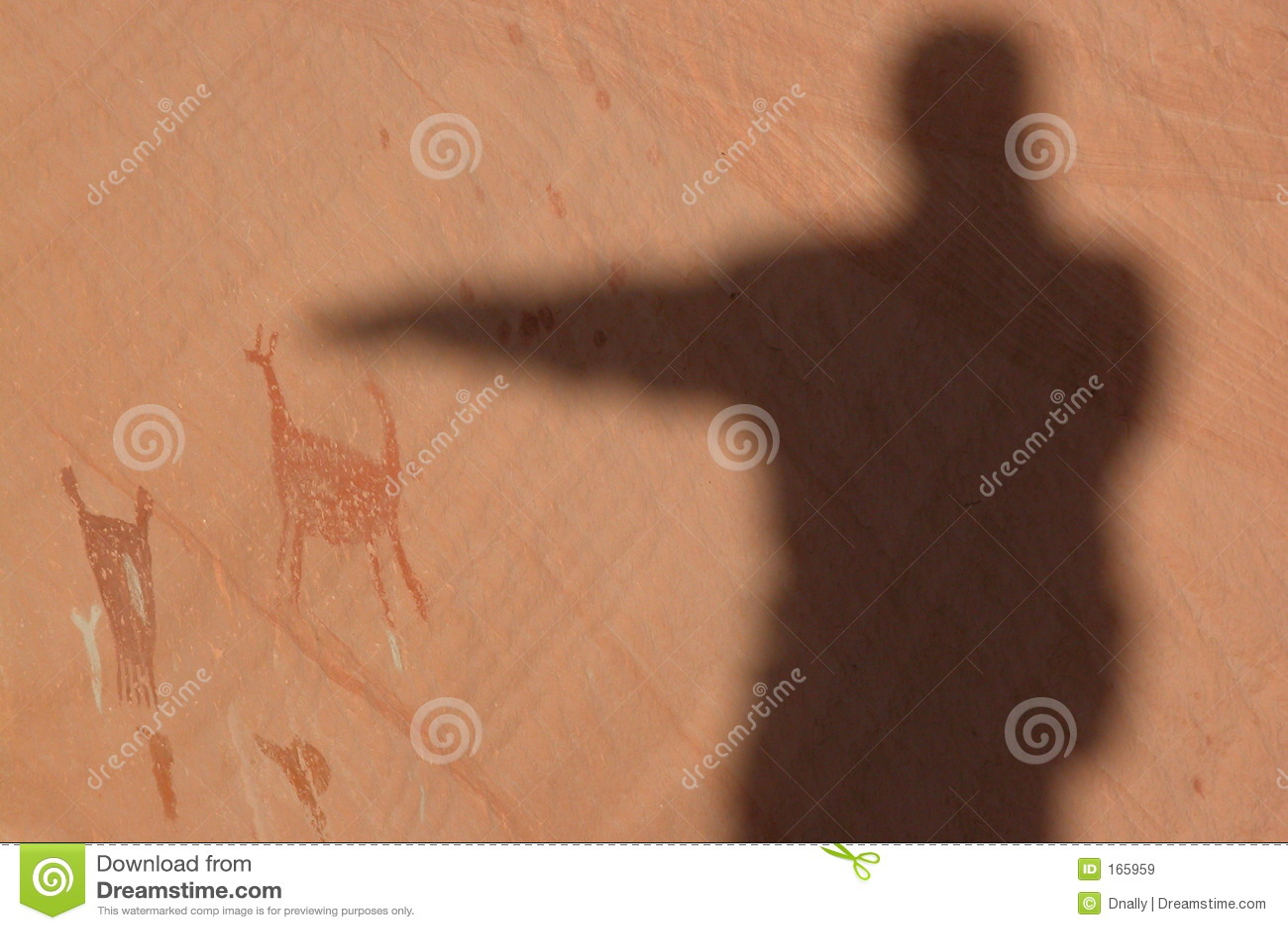 Pictograph Spirit Guardian
