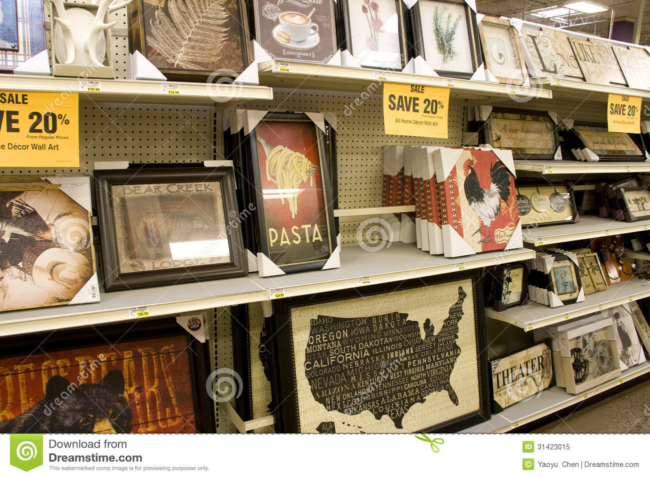 Picture frame artworks editorial image image 31423015 Home decor sales