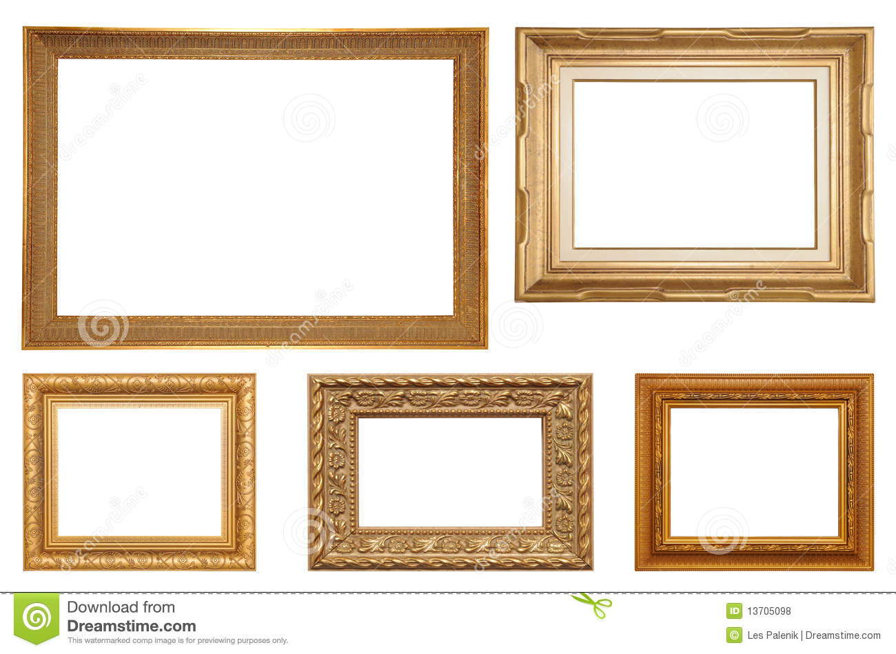 Picture frame collection stock photo. Image of group - 13705098
