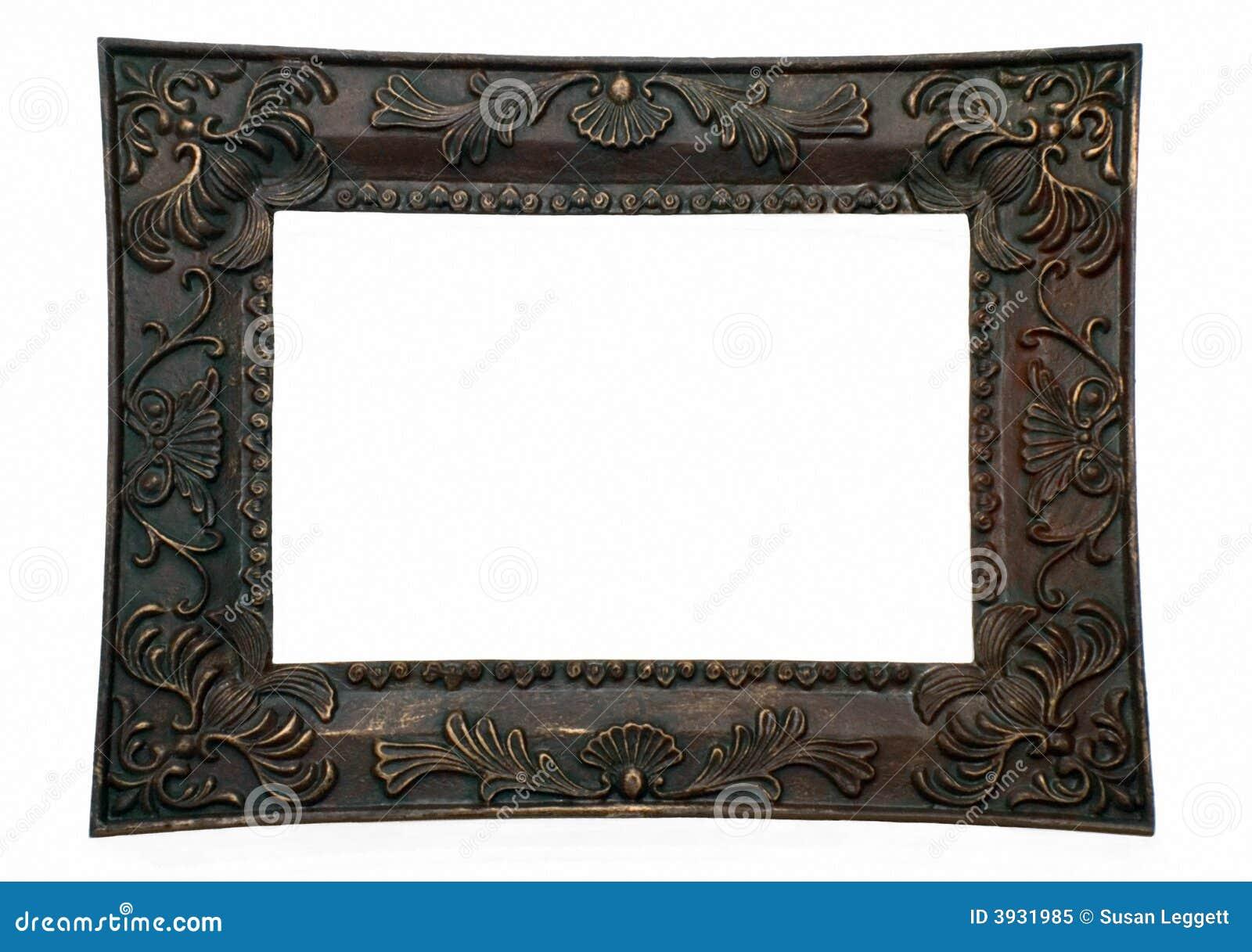 Picture frame, dark