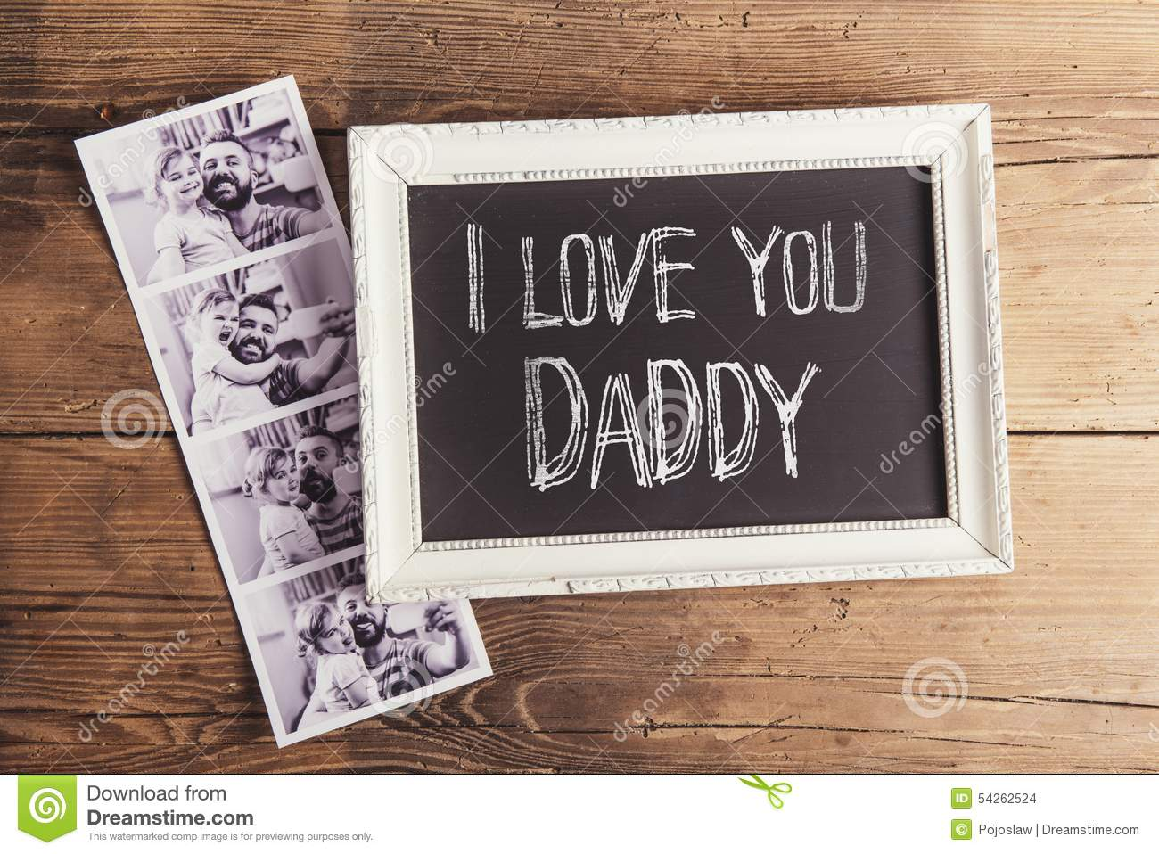 Personalised Reasons I We Love You Daddy Dad Father Print Birthday