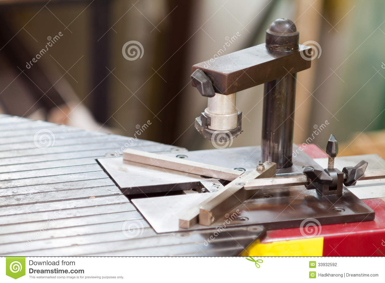 Picture frame making tool stock photo. Image of workshop - 33932592