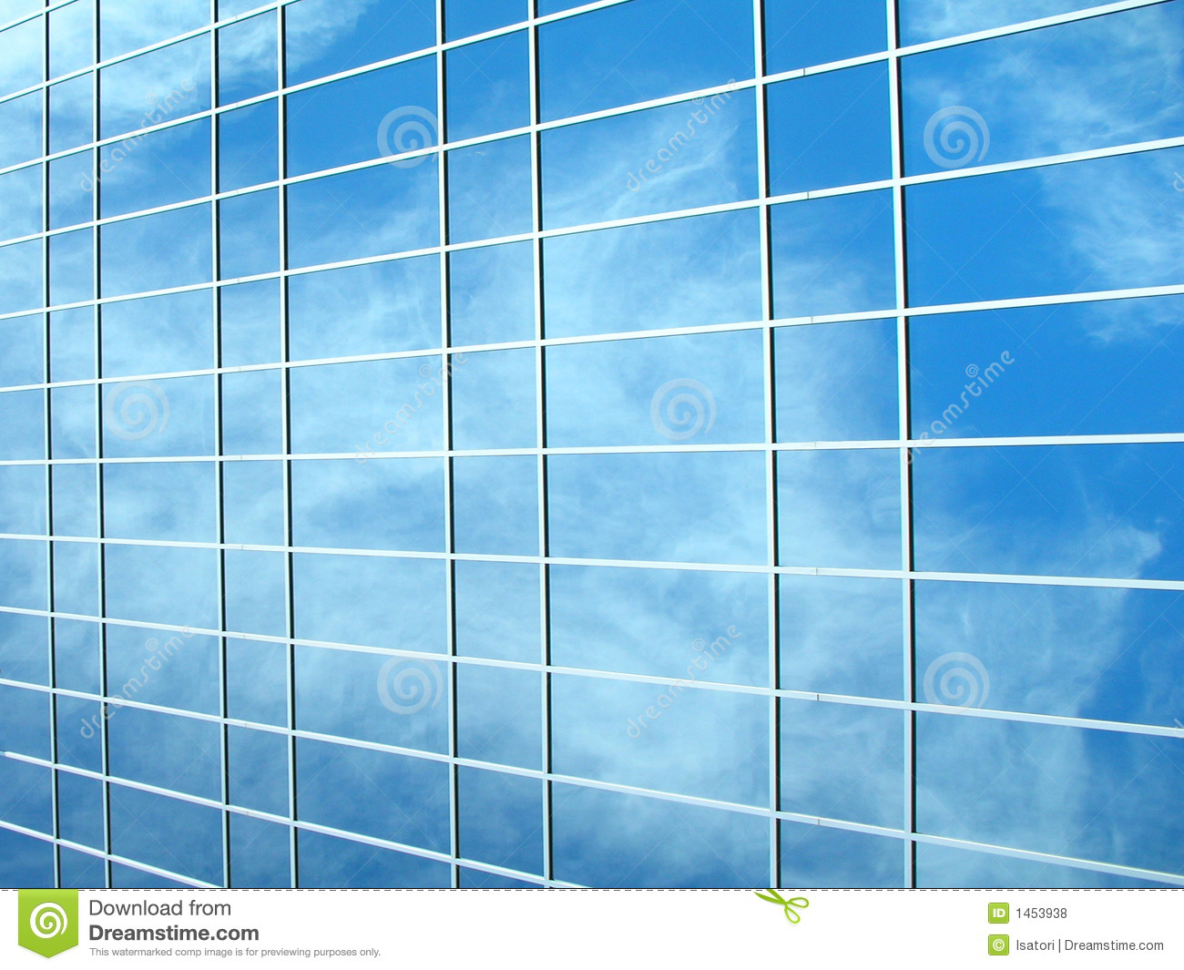 Picture Of A Glass Building Royalty Free Stock Photos Image 1453938