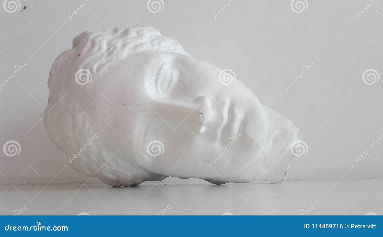 Greek head