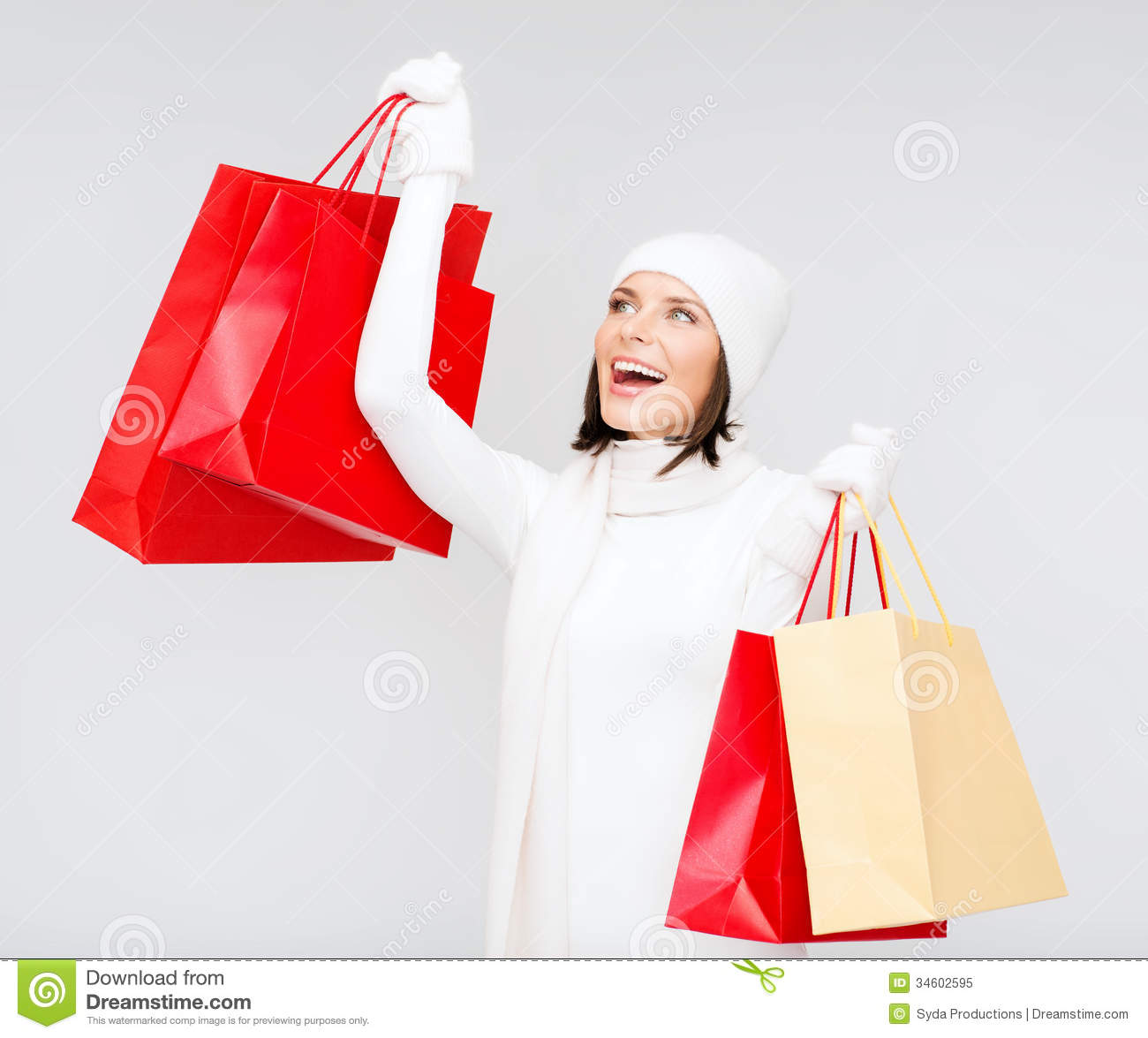 Sale on winter clothes online shopping