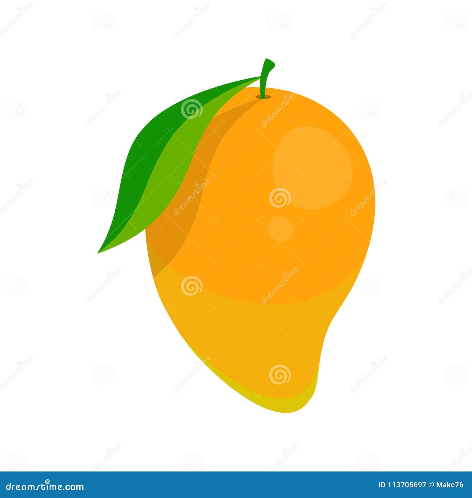 Picture of mango stock vector. Illustration of cartoon ...