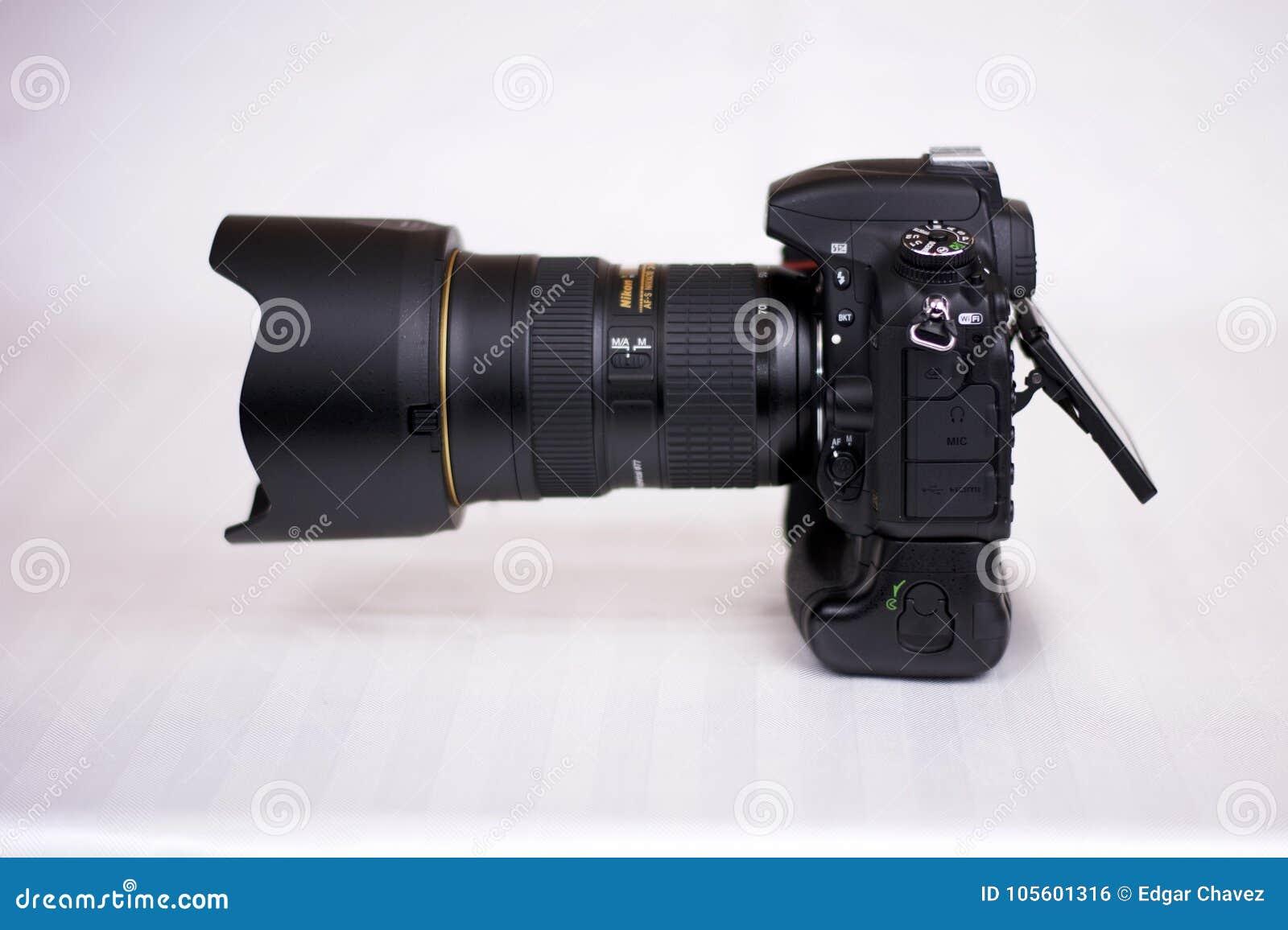 Nikon D750 with MB16 editorial photo  Image of nikon - 105601316