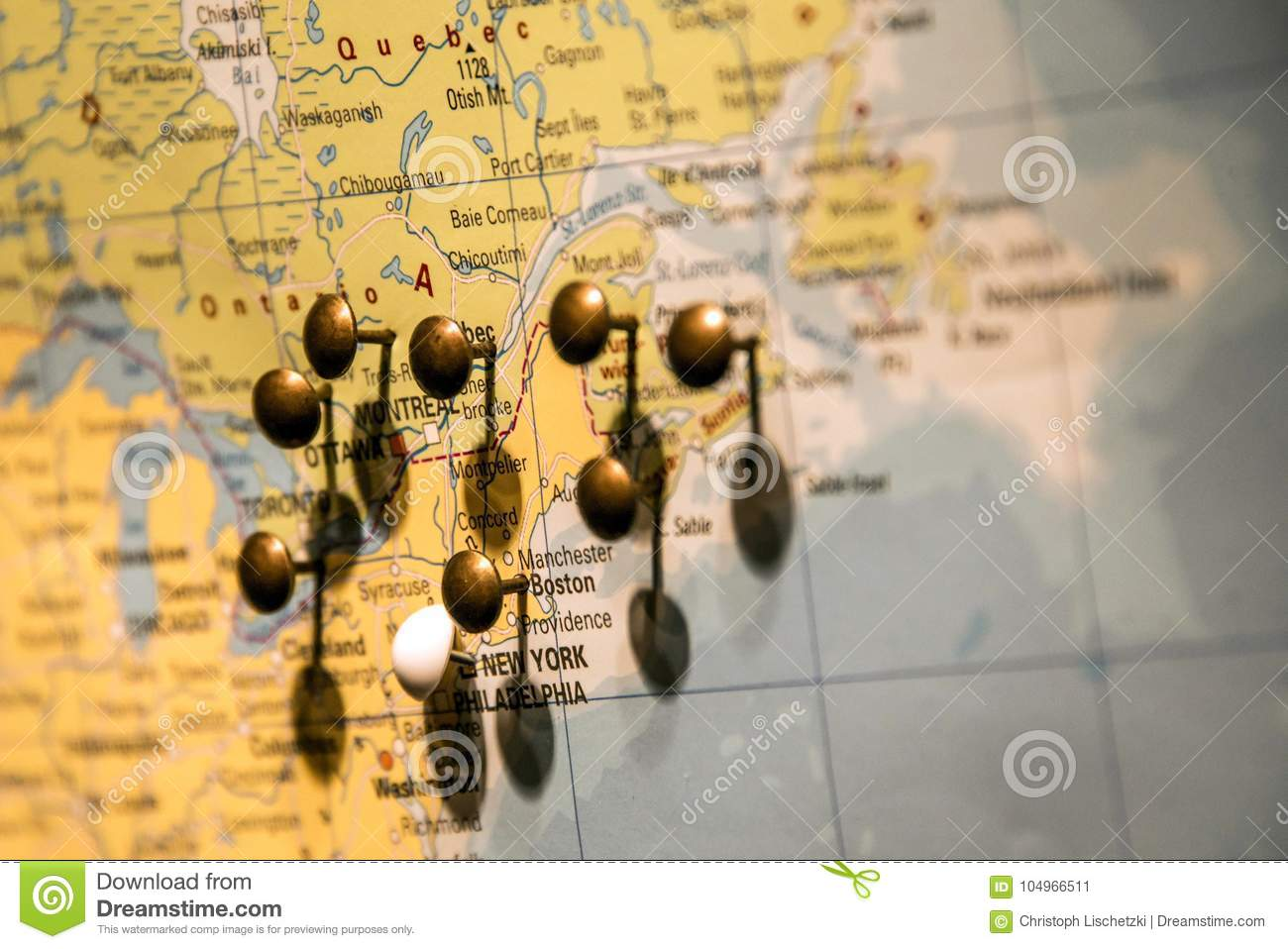 Picture Of World Map Travel Concept With Many Pushpins Pins ... on cache creek map directions, amazon rainforest map directions, edmonton map directions, africa map directions, car map directions, california map directions, maine map directions,