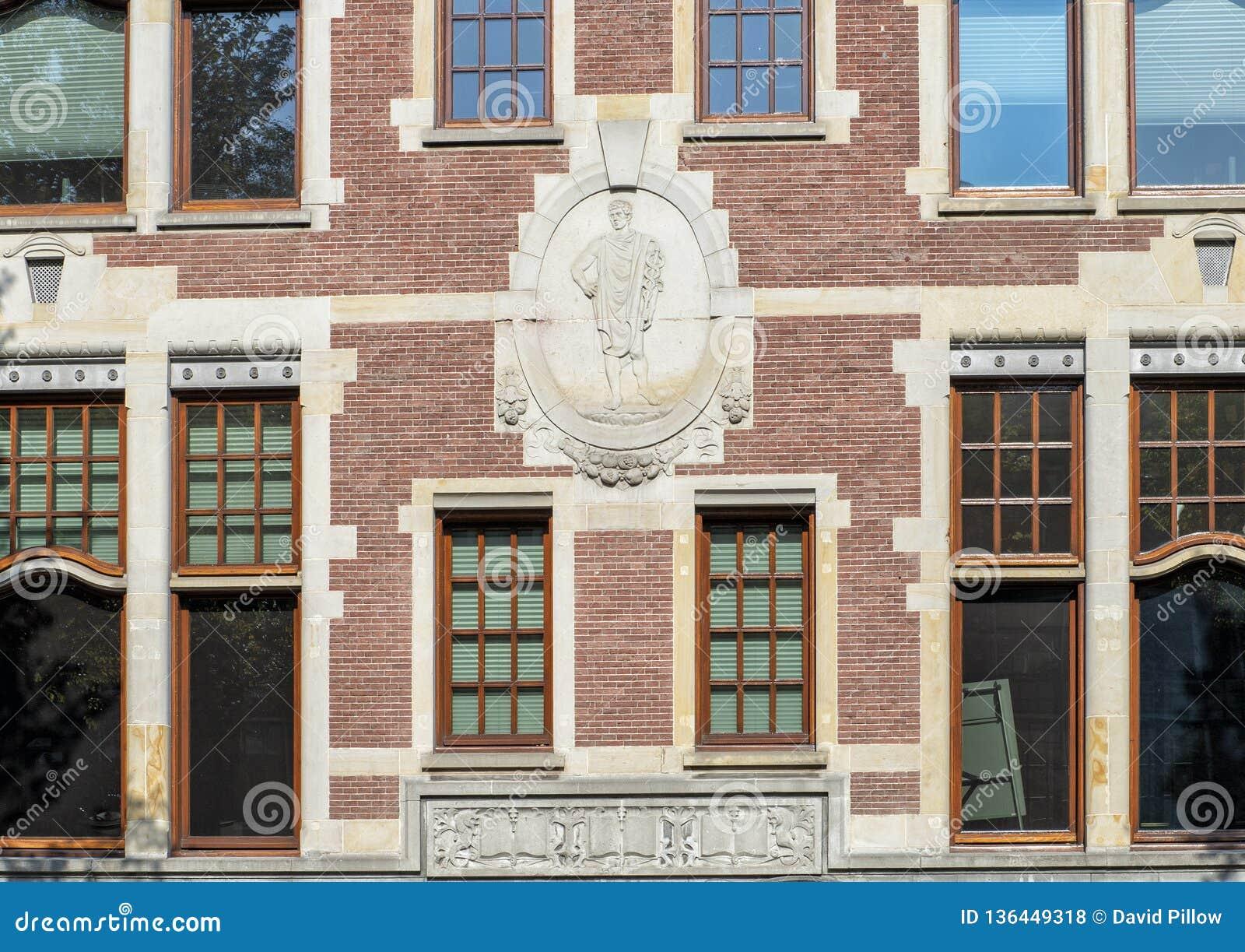Relief of Hermes with Caduceus, The Rijksmuseum, Amsterdam, Netherlands
