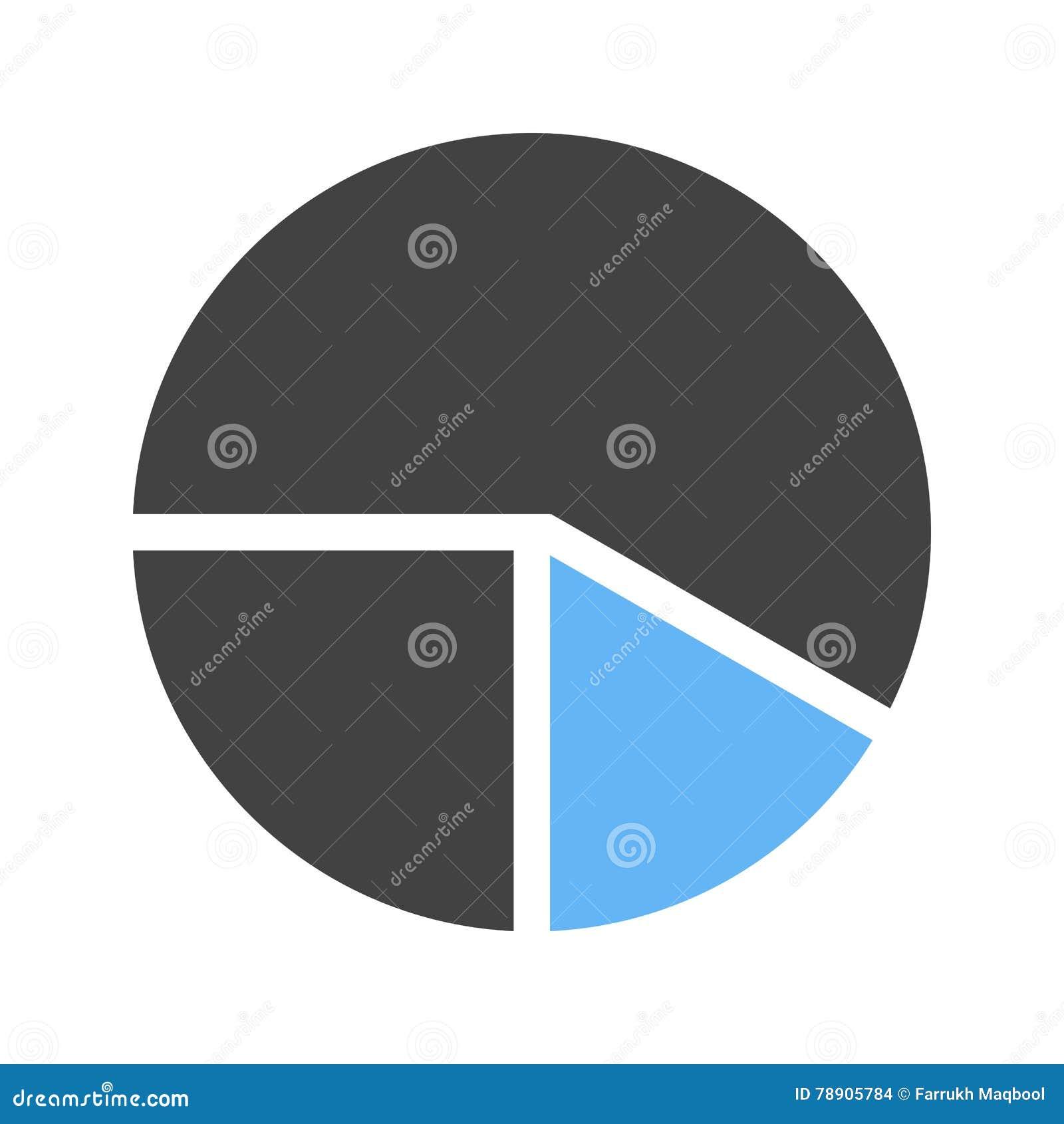 Pie Chart Analysis Stock Vector Illustration Of Analysis 78905784