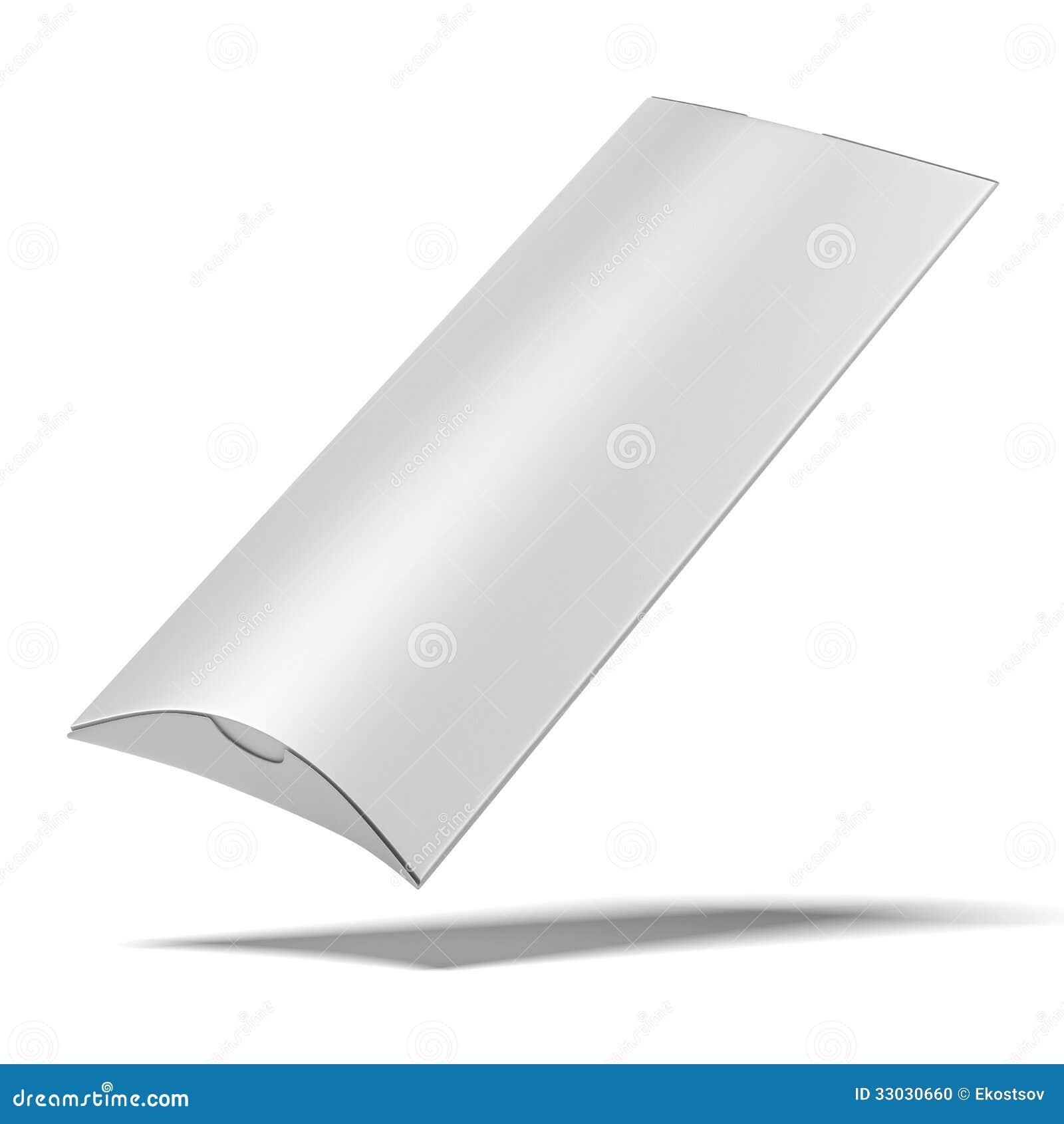 Good Blank Packaging Templates Photos >> 3d Packaging Box Vector ...