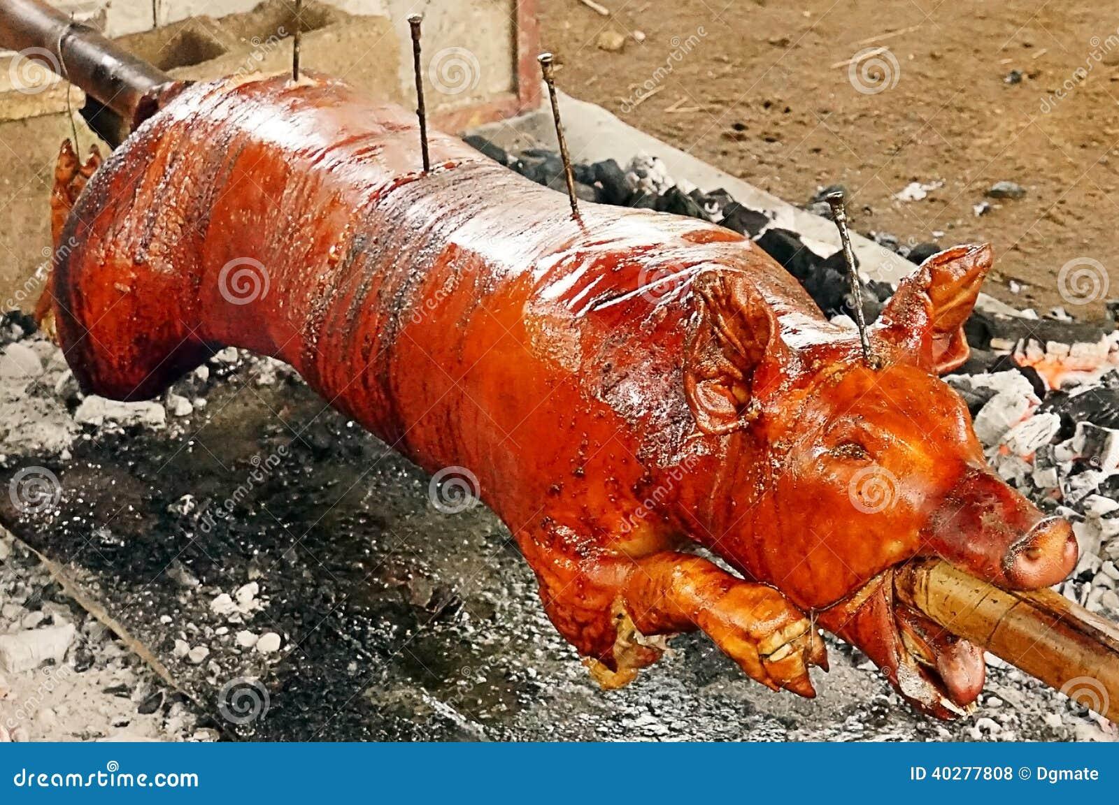 Piec świnia