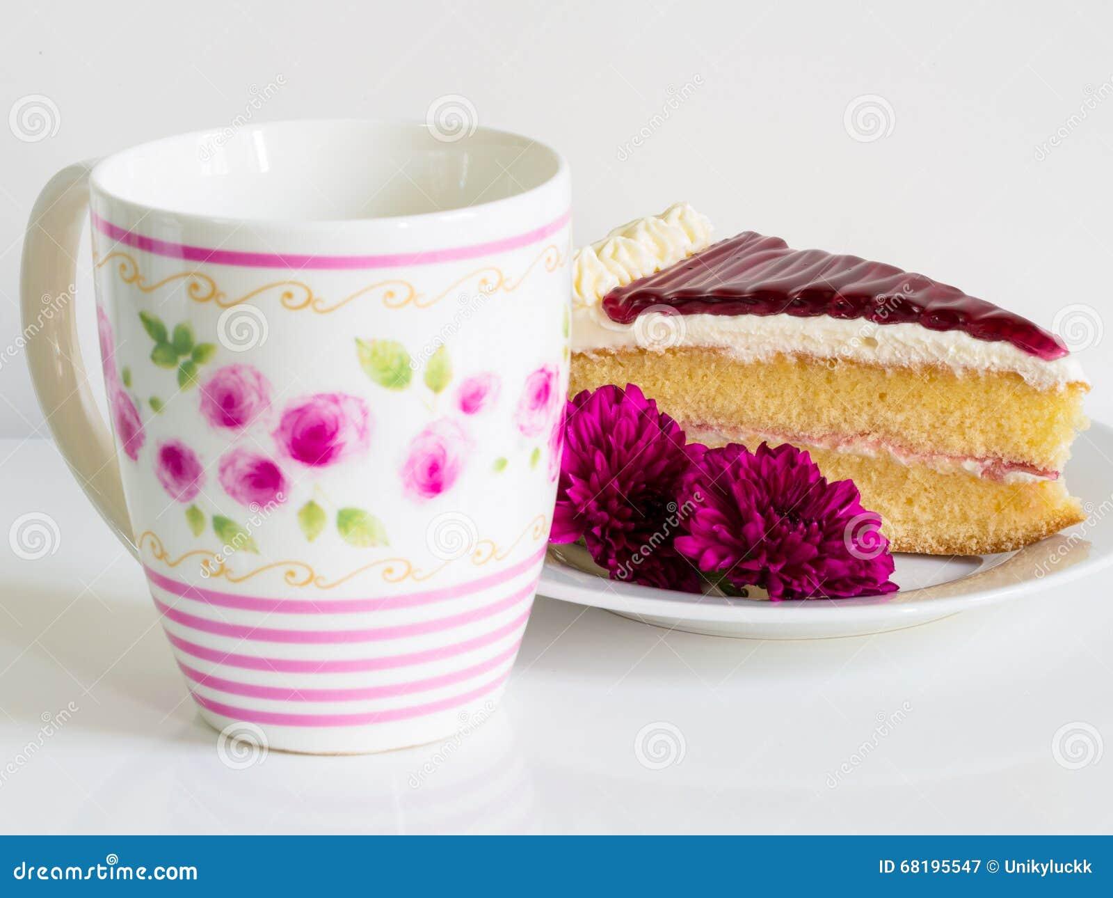 Chestnut Mug Cake