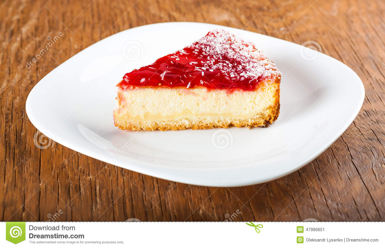 Piece of cake on a plate & Piece of cake on a plate stock image. Image of cake gourmet - 47990651