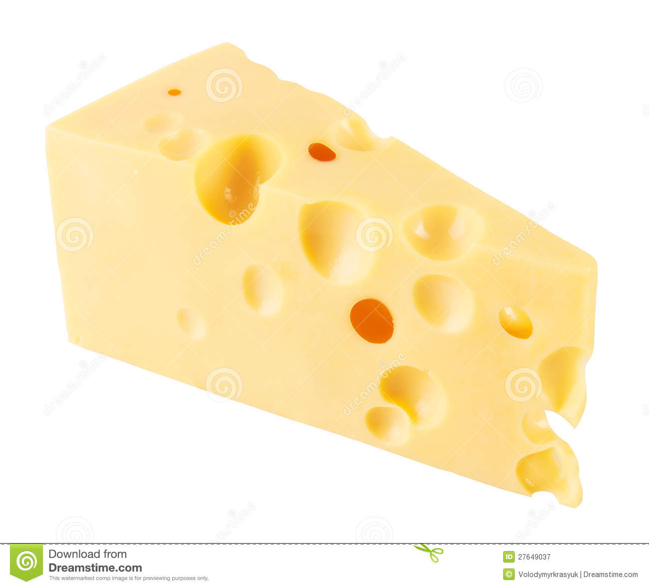 Piece Of Cheese Royalty Free Stock Photography - Image: 27649037