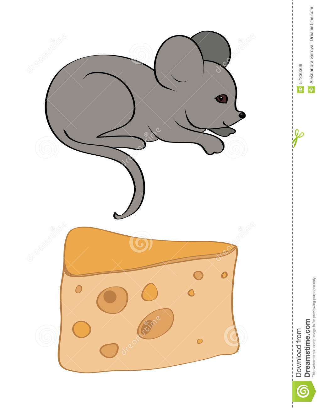 Mouse holes on garden lawn royalty free stock image for Field mouse cartoon