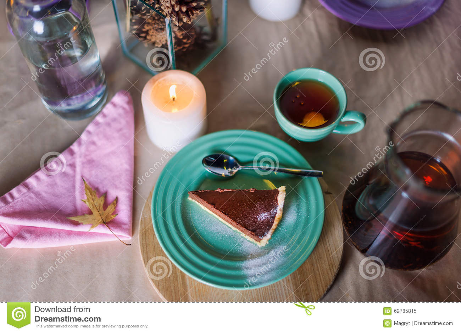 Birthday Cake Tea Calories