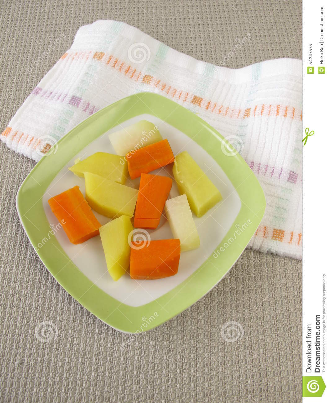 baby led weaning carrots