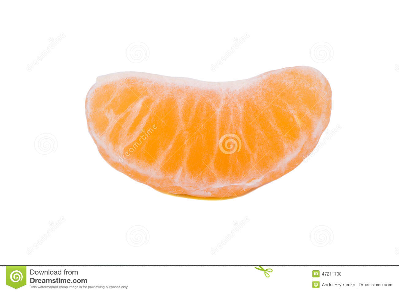 A Slice of Mandarin