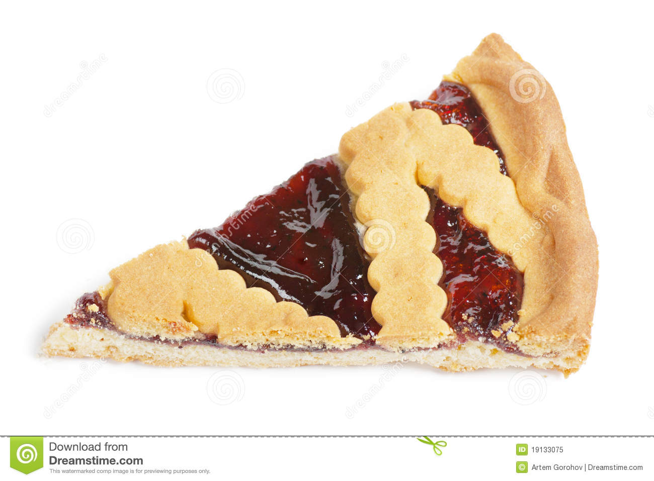 A Piece Of Pie Royalty Free Stock Photo Image 19133075