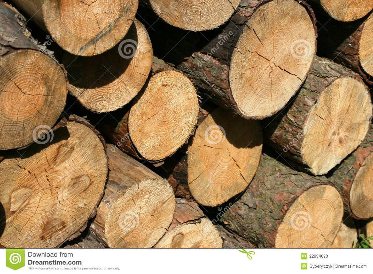 Pieces of wood stock photos image
