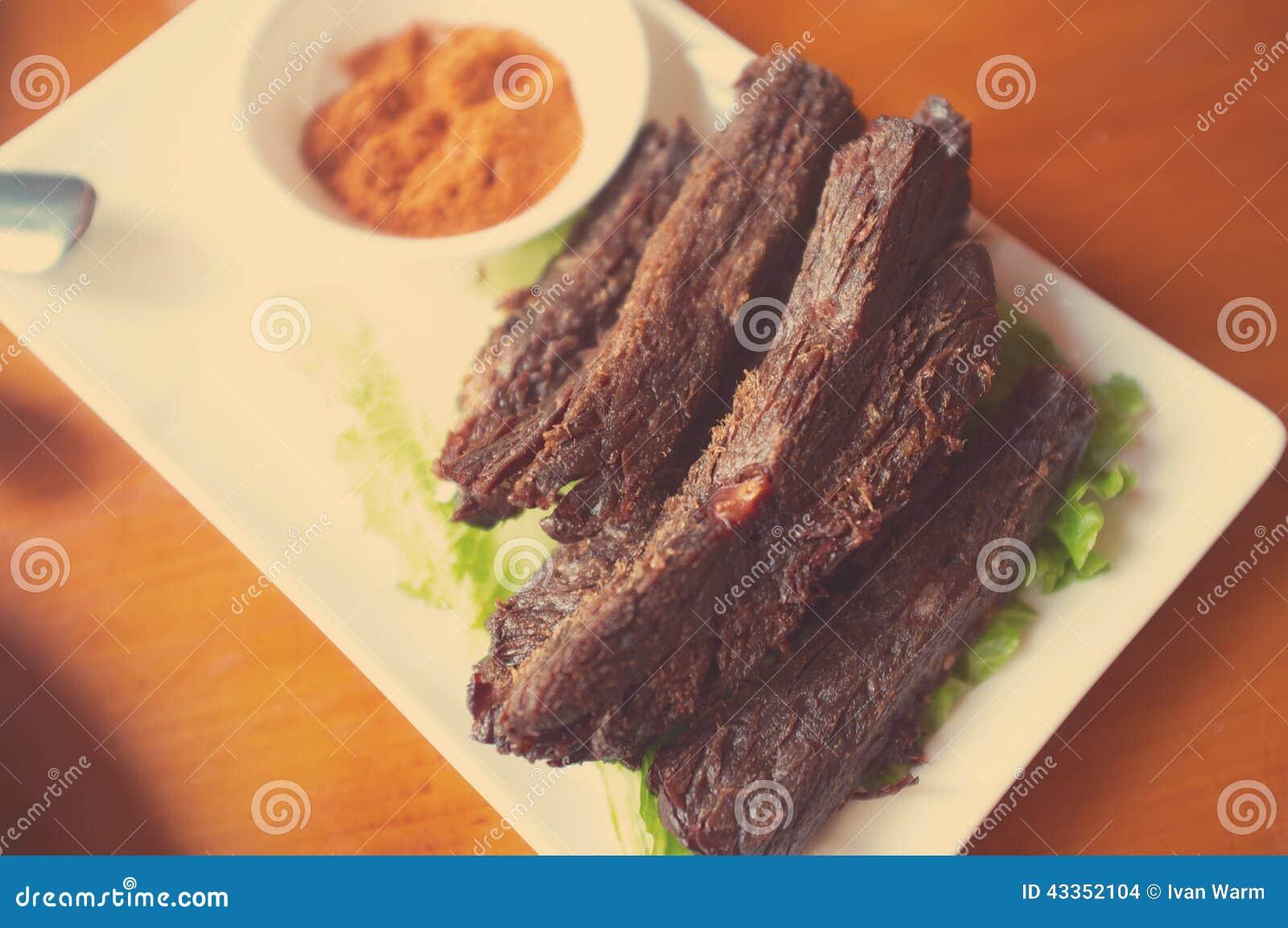 Pieczona wołowina