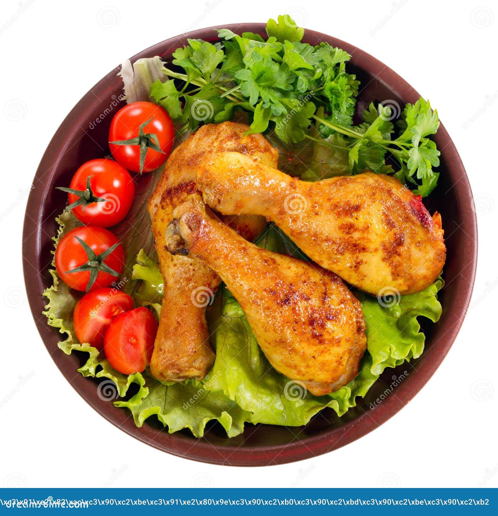Download Pieczony kurczak nogi zdjęcie stock. Obraz złożonej z dinner - 37080070