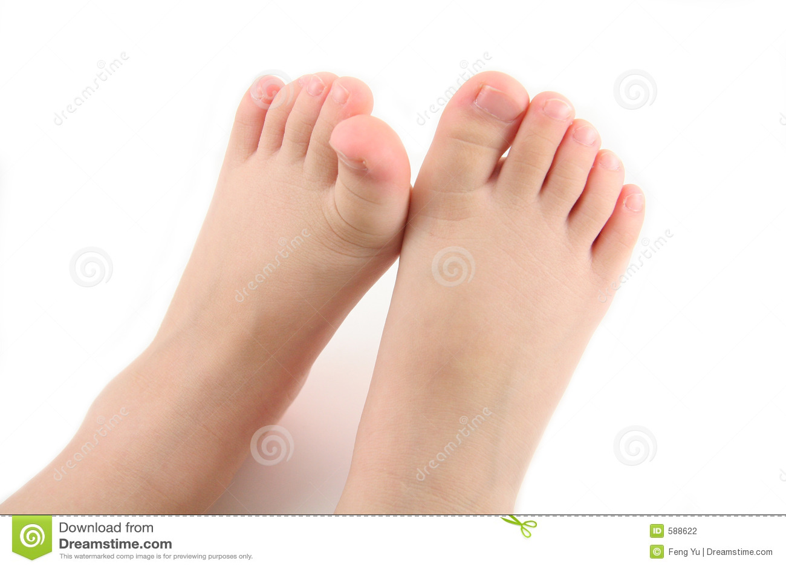 Photos de pied de fille