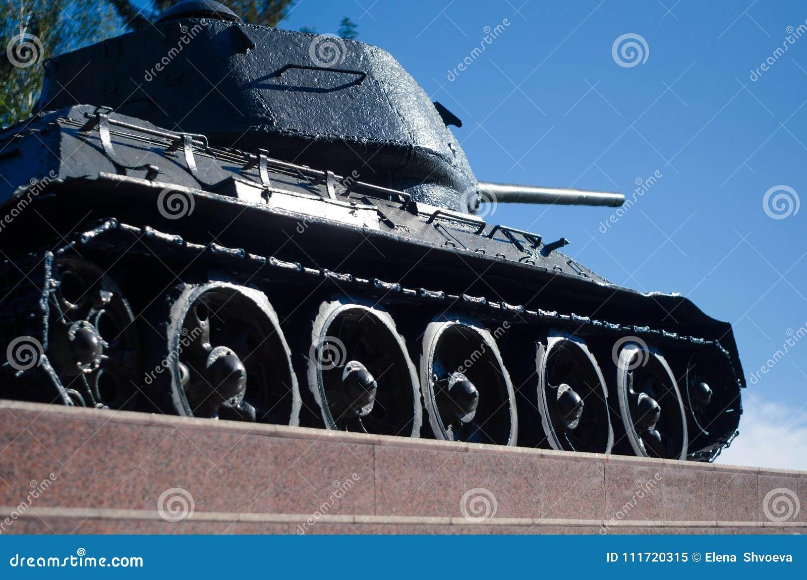 Piedestału zbiornik drugi wojna światowa