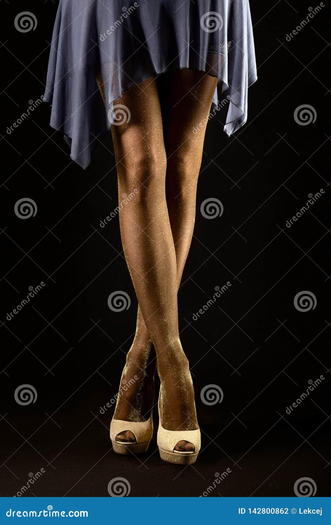 Piedi in calze