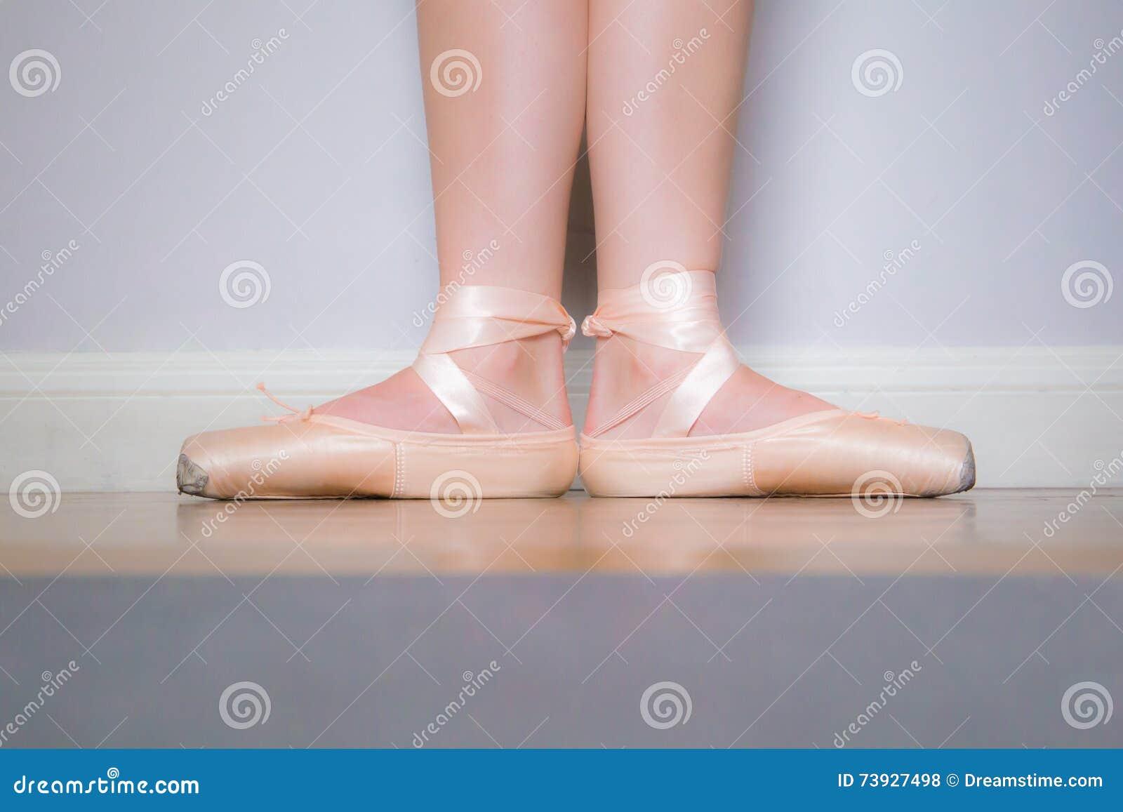 Piedi della ballerina