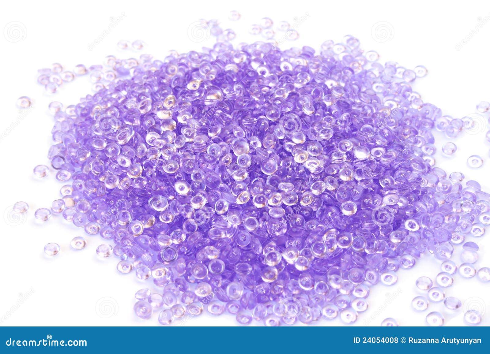 Piedras decorativas foto de archivo imagen de blanco for Bolsa de piedras decorativas