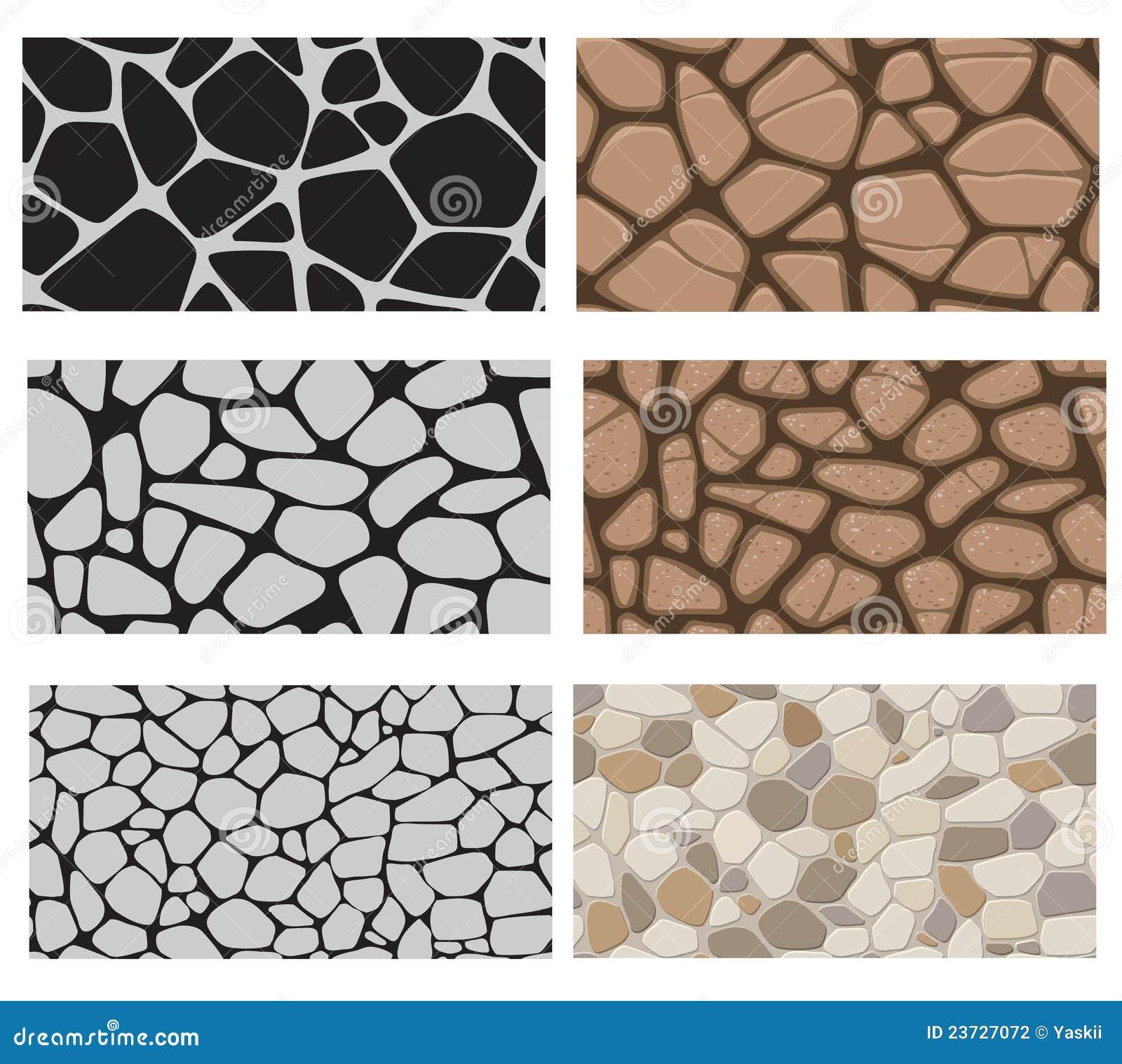 Piedras del corredor