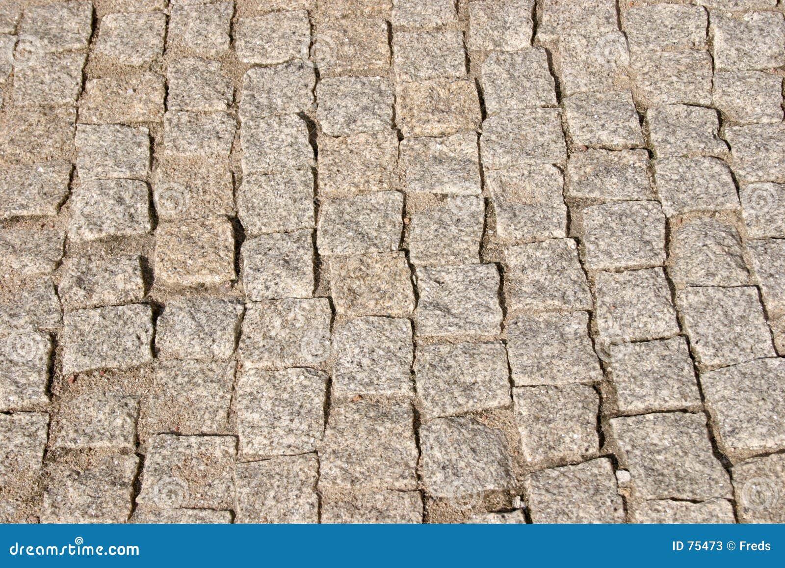 Piedras del fondo