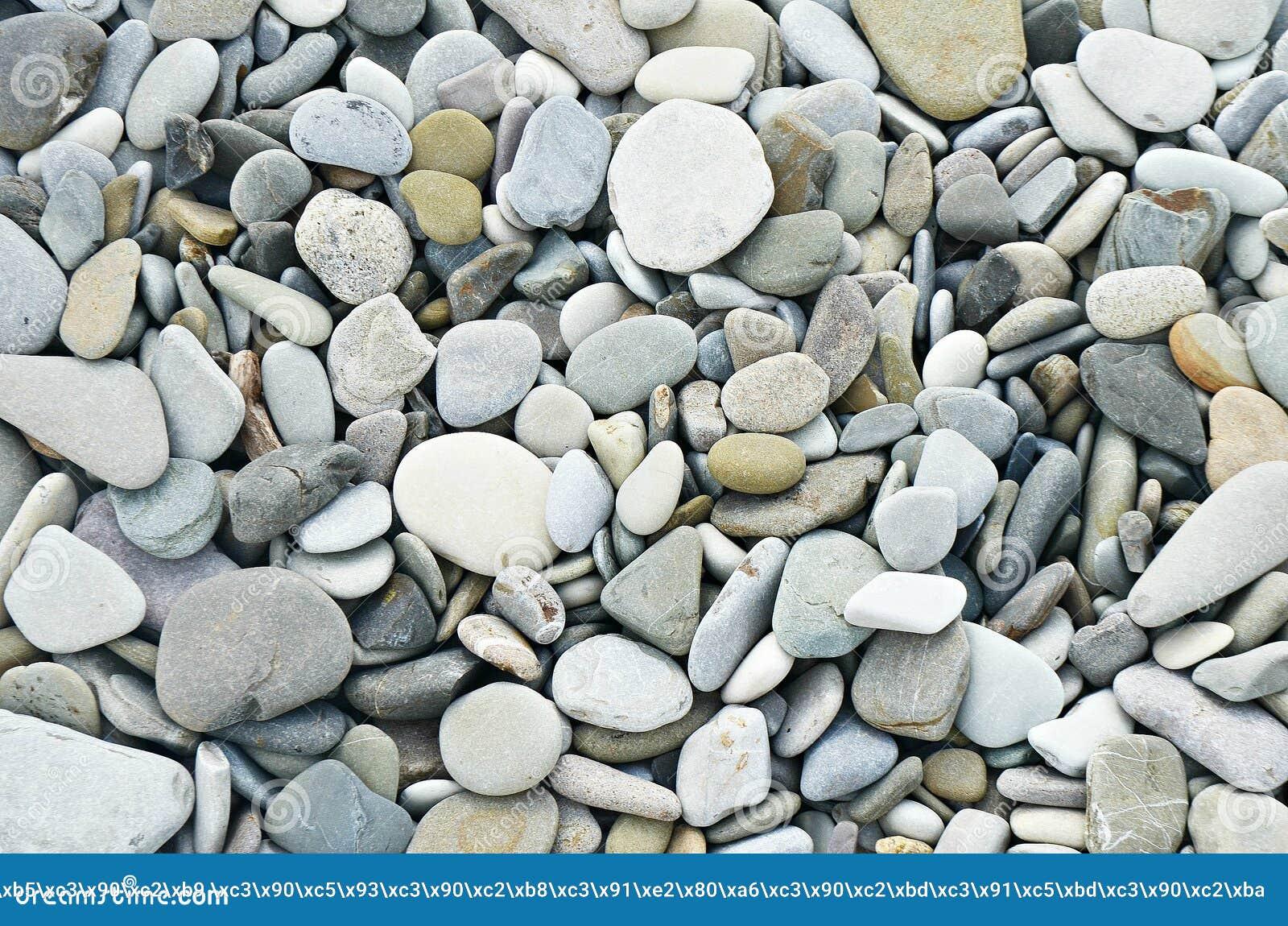 Piedras del mar