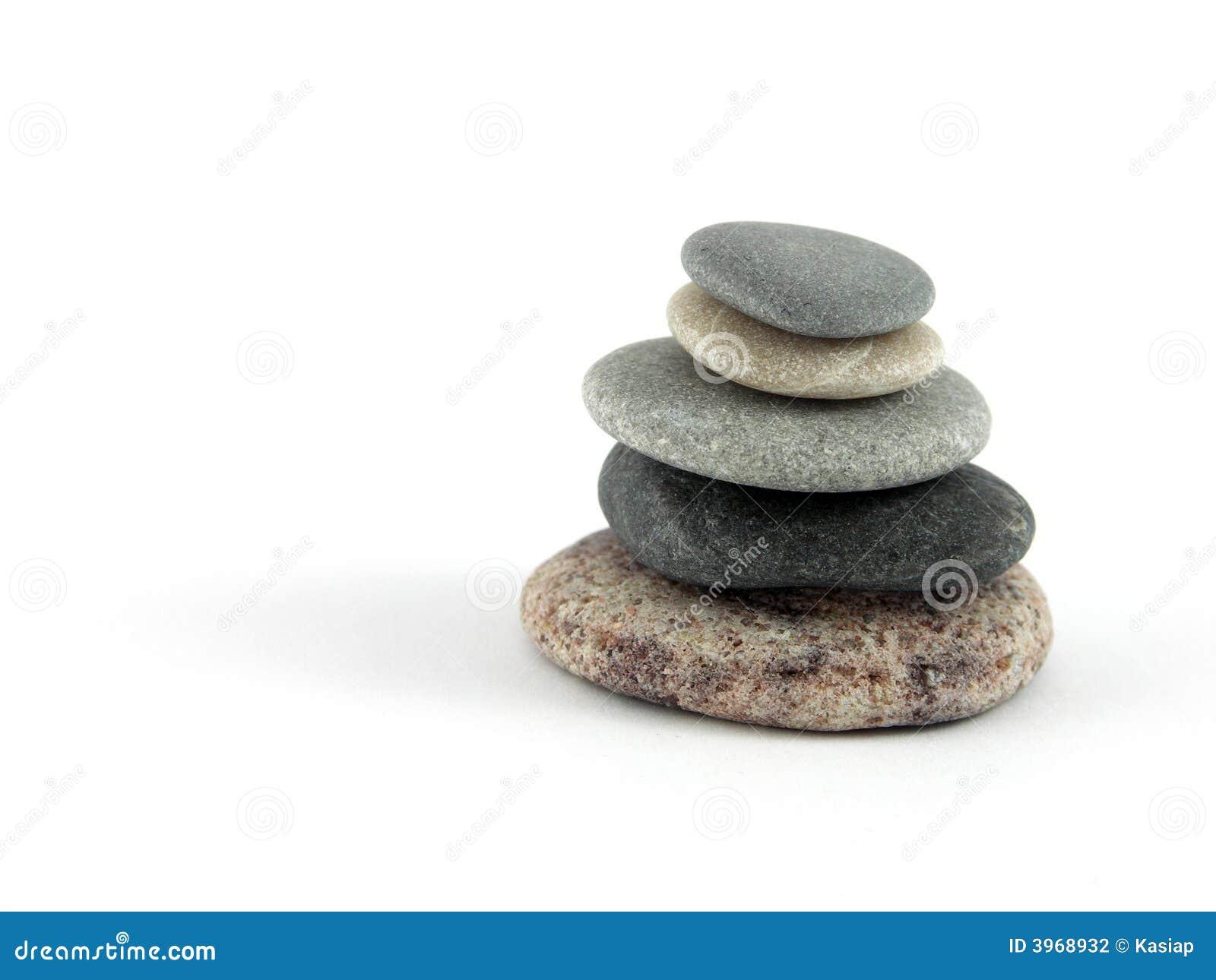 Piedras del zen fotograf a de archivo imagen 3968932 for Fotos piedras zen