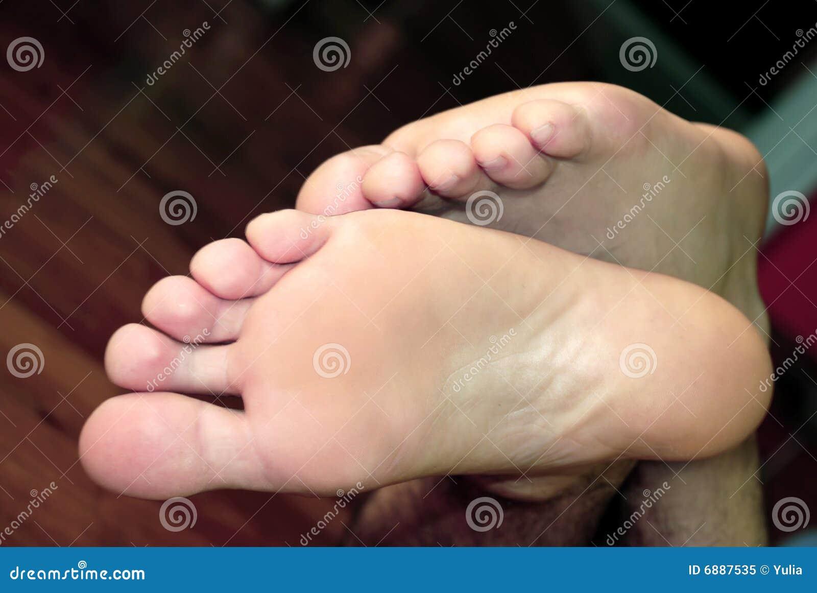 Boy Feet Porn