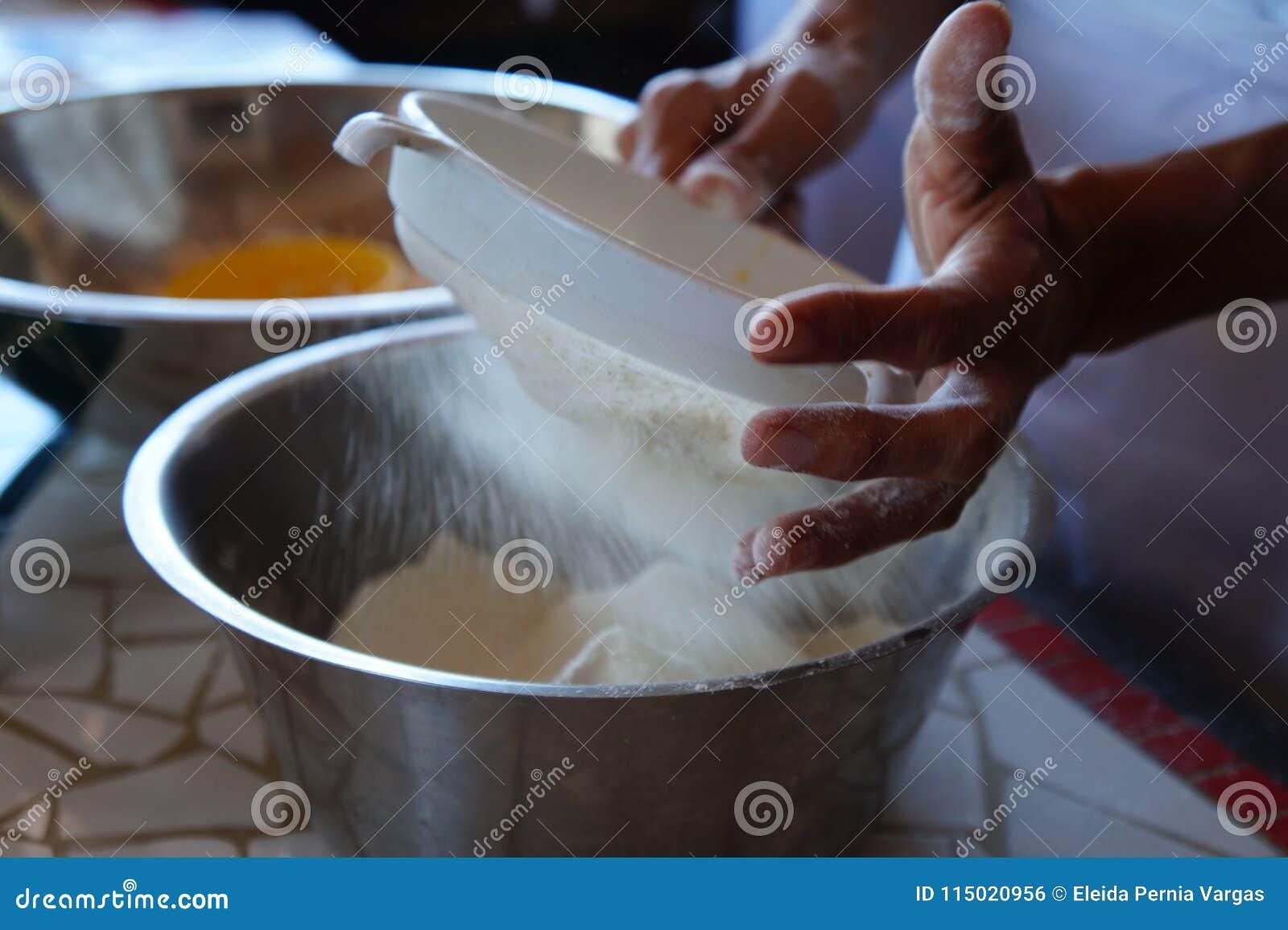 Piekarniana odsiew mąka dla chleba