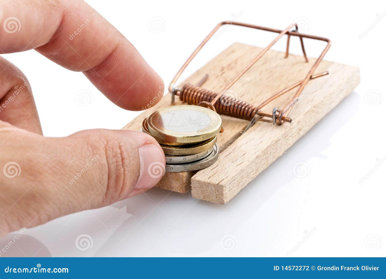 Pieniądze mousetrap